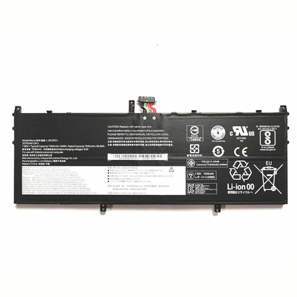L19D4PD1 for Lenovo Yoga C640-13IML Yoga C640-13IML LTE