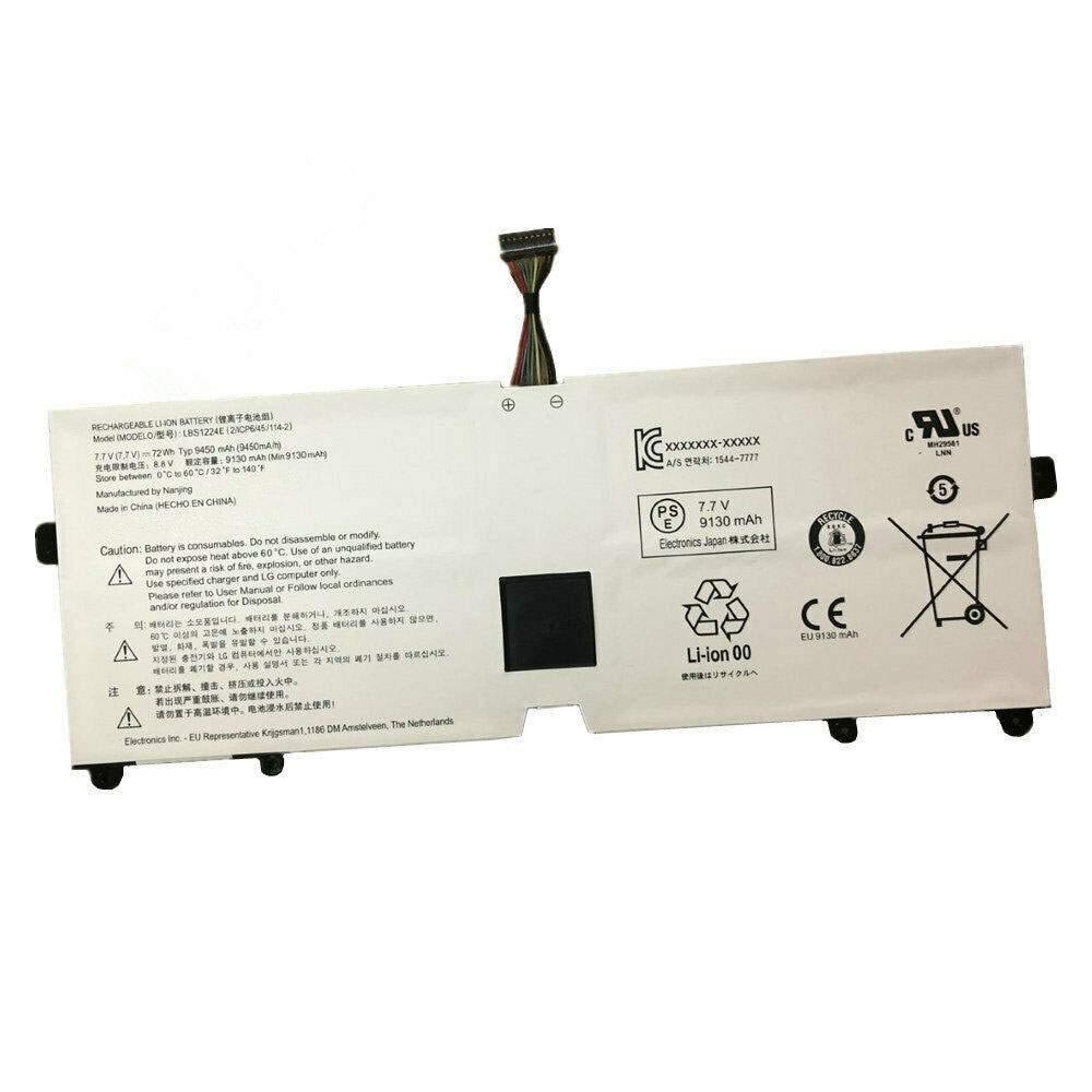 LBS1224E for LG Gram 13Z980 14Z980 15Z980 13Z980-A