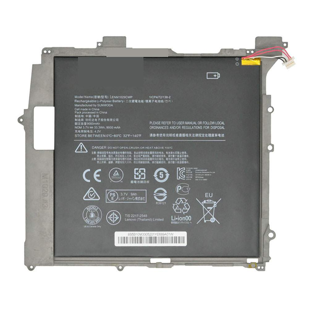 LENM1029CWP for Lenovo MIIX310 Series 5B10L13923 5B10L60476
