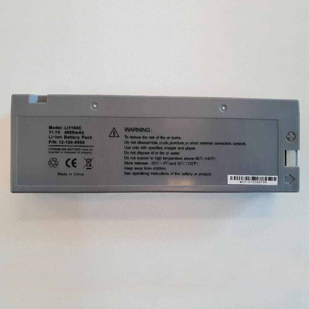 LI1104C pour Bolate M8000 M9500 M66