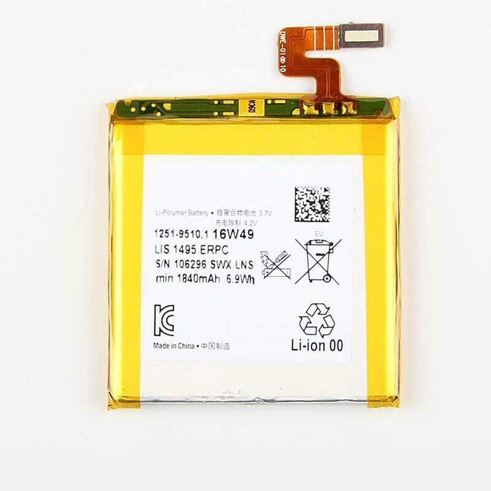 LIS1495ERPC for SONY Xperia ion LT28i Aoba LT28at