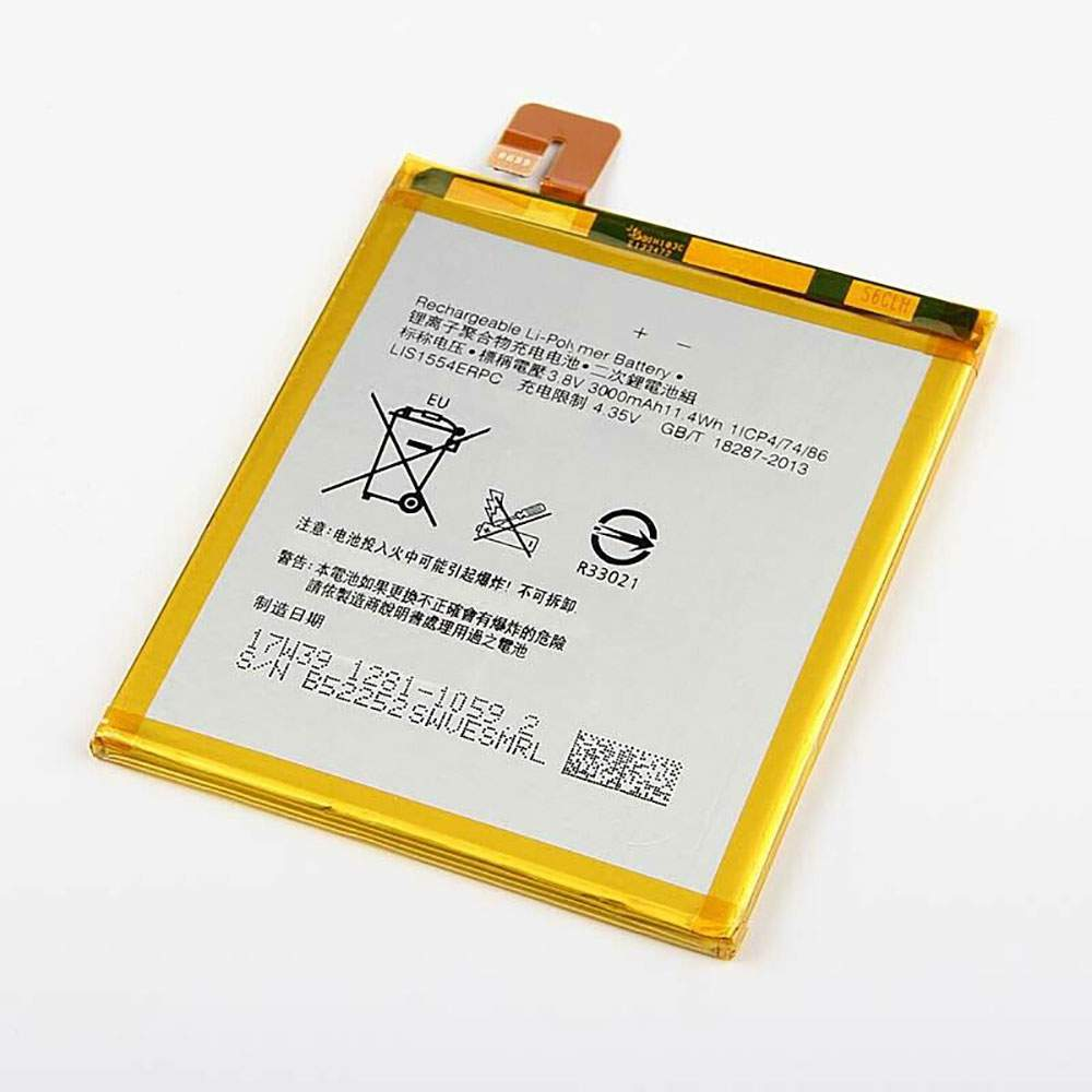 LIS1554ERPC for Sony Xperia T2 Ultra XM50t XM50h D5306 D5303