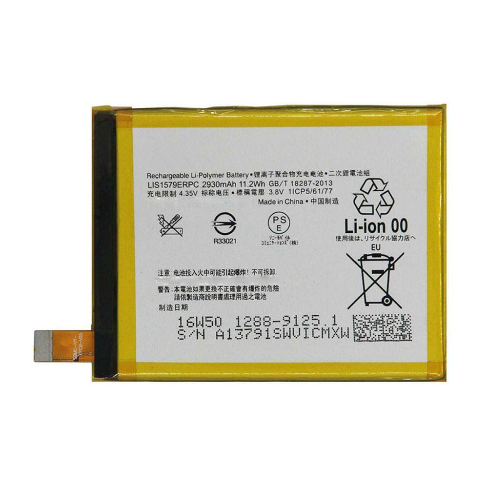 LIS1579ERPC for Sony Xperia Z4 Z3+ Plus E6508 E6533 E6553