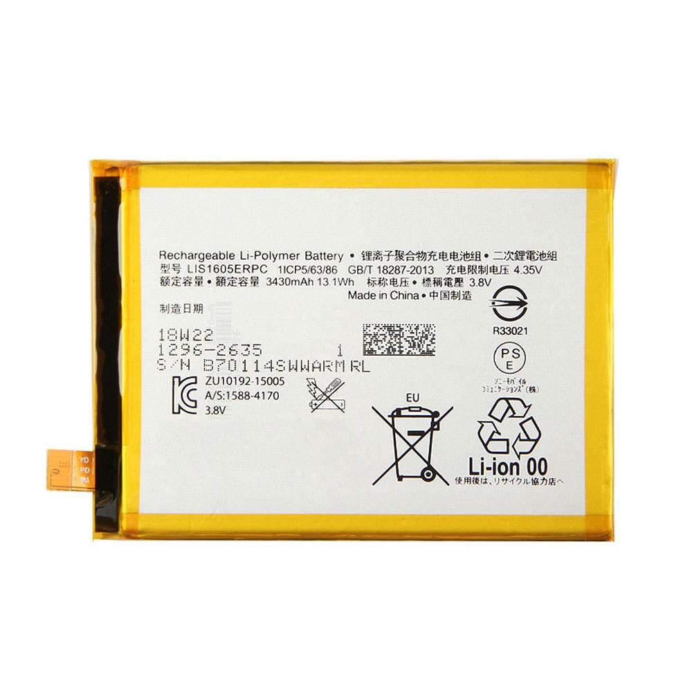 LIS1605ERPC for Sony Xperia Z5 Premium Z5P Dual E6883 E6853