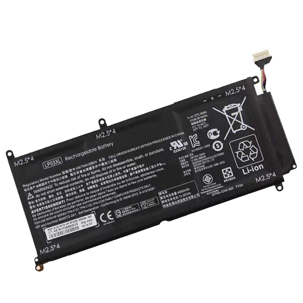 LP03XL for HP ENVY 15T-AE 15T-AE000 15-AE020TX
