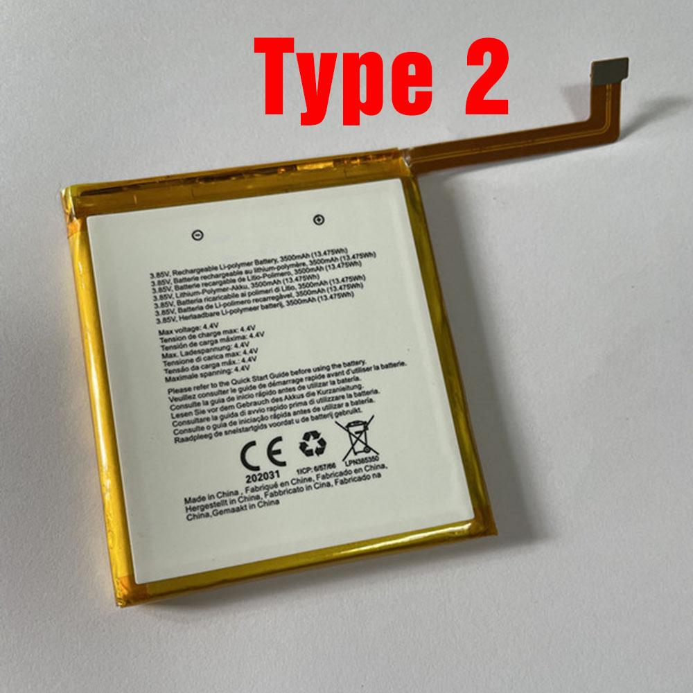 LPN385350 for CROSSCALL TREKKER X3
