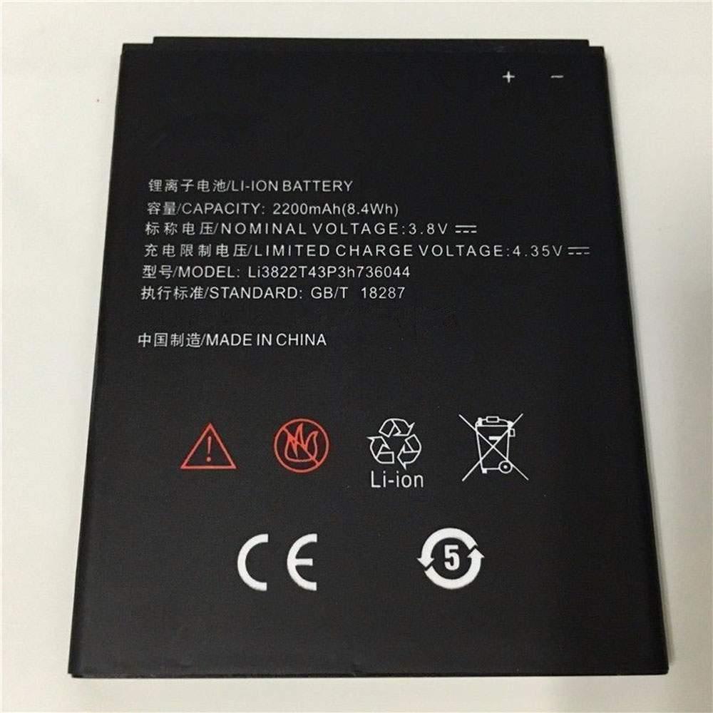 Li3822T43P3h736044 for ZTE Blade L4 A460