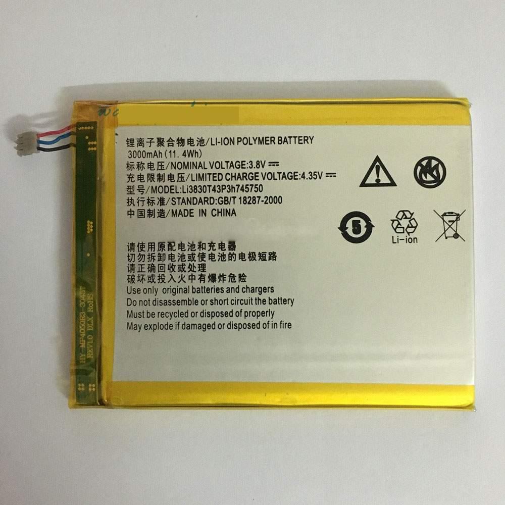 Li3830T43P3h745750 for ZTE  Z7 NX506J phone
