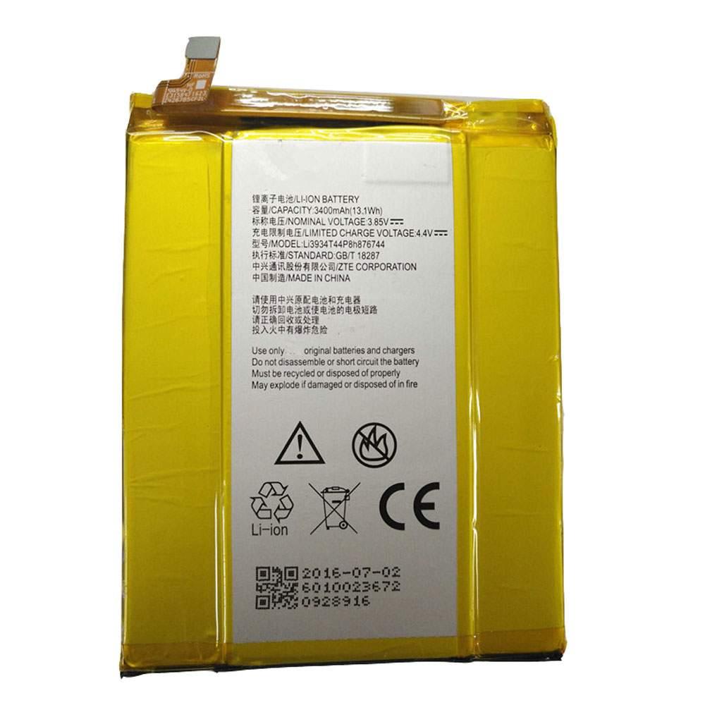 Li3934T44P8h876744 for ZTE GRAND X MAX 2 Z988 ZMAX PRO Z981