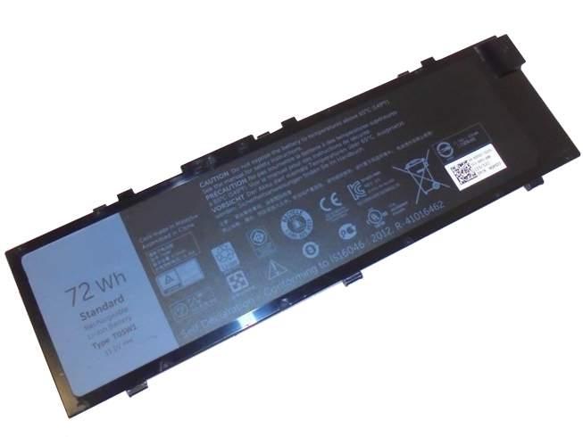 T05W1 for DELL Precision 7710 M7710