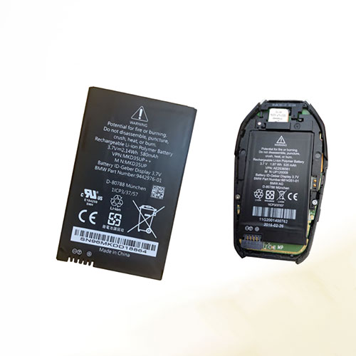 9442976-01 for BMW AG MKD35UP D-80788 530le 730 740 745 ID-Geber Display