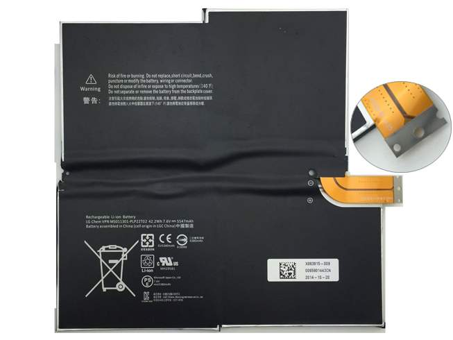 1577-9700 for MICROSOFT SURFACE PRO3 3