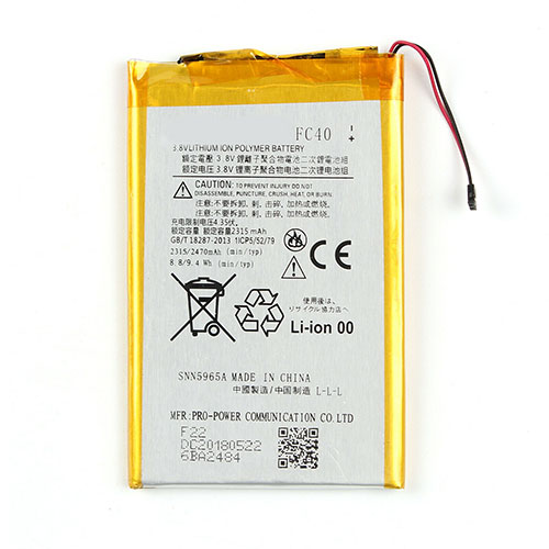 FC40 for Motorola Moto G3 XT1540 XT1541 XT1548