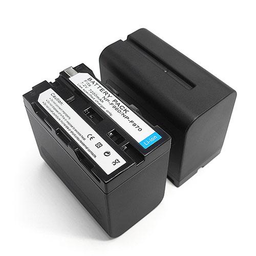 NP-F970 for Sony HD1000C 198P F950 V1C MC1000C Z7C Camcorder
