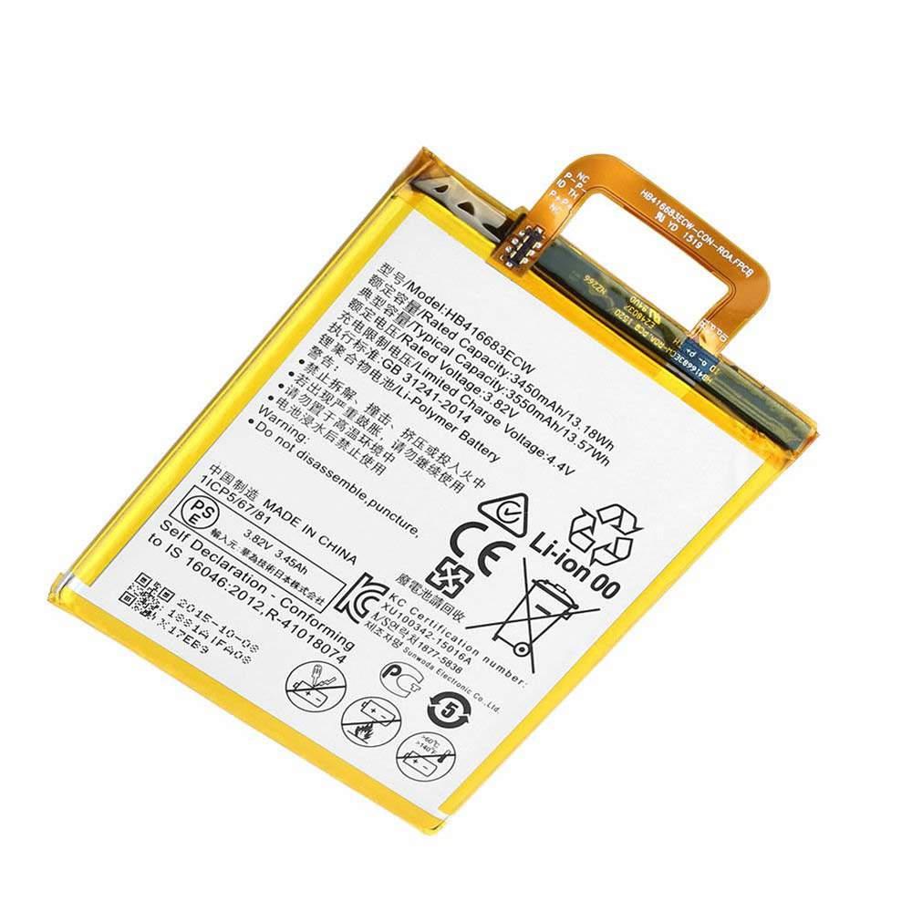 HB416683ECW for Huawei Google Nexus 6P H1511 H1512