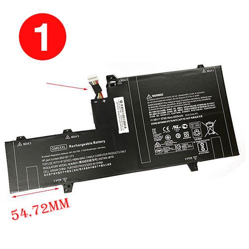 OM03XL for HP EliteBook 1030 G2