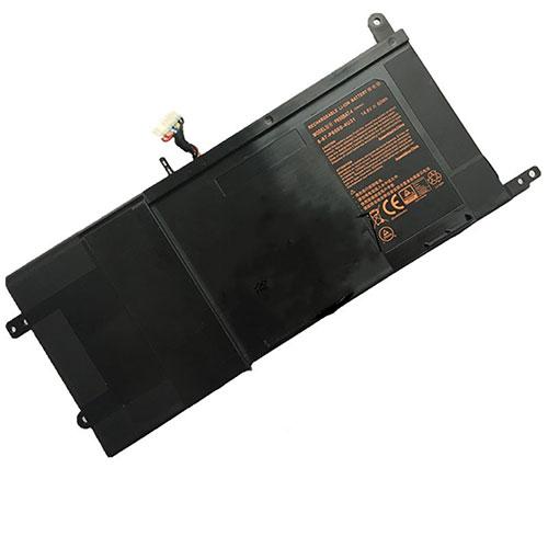 P650BAT-4 for Clevo P650SA P650SE P650SG Sager NP8650 NP8651 NP8652