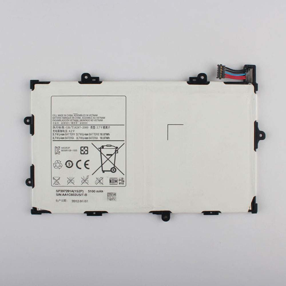 SP397281A for Samsung Tab 7.7 GT-P6800 P6800 SCH-I815