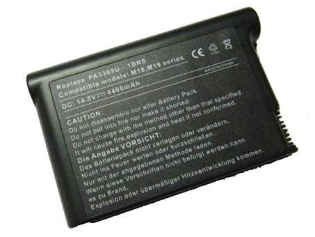 PA3369U-1BAS for TOSHIBA Satellite M18 M19 Series