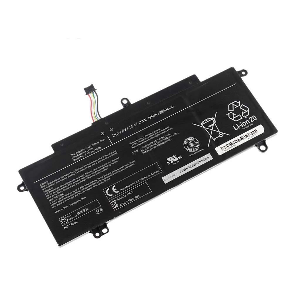 PA5149U-1BRS for Toshiba Tecra Z40T-A1410 Z50-A-11H
