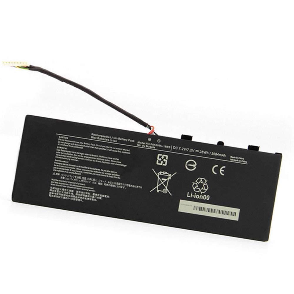 PA5209U-1BRS for Toshiba Radius 11.6 L15W-B1302