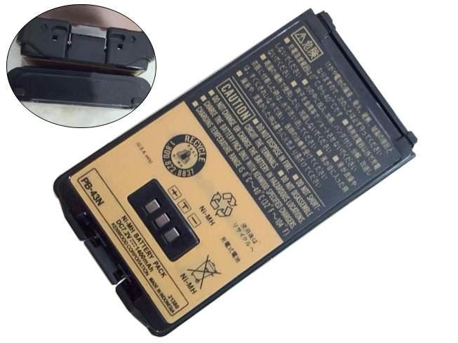 PB-43N for KENWOOD PB-43 PB-43H TH-K2AT TH-K2E TH-K2ET TH-K4AT