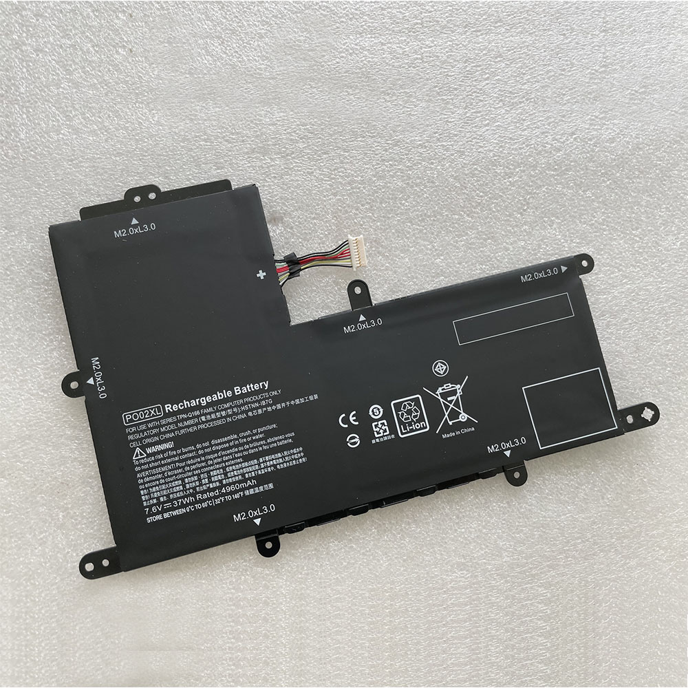 PO02XL for HP Stream 11-R 11-R014WM Serie
