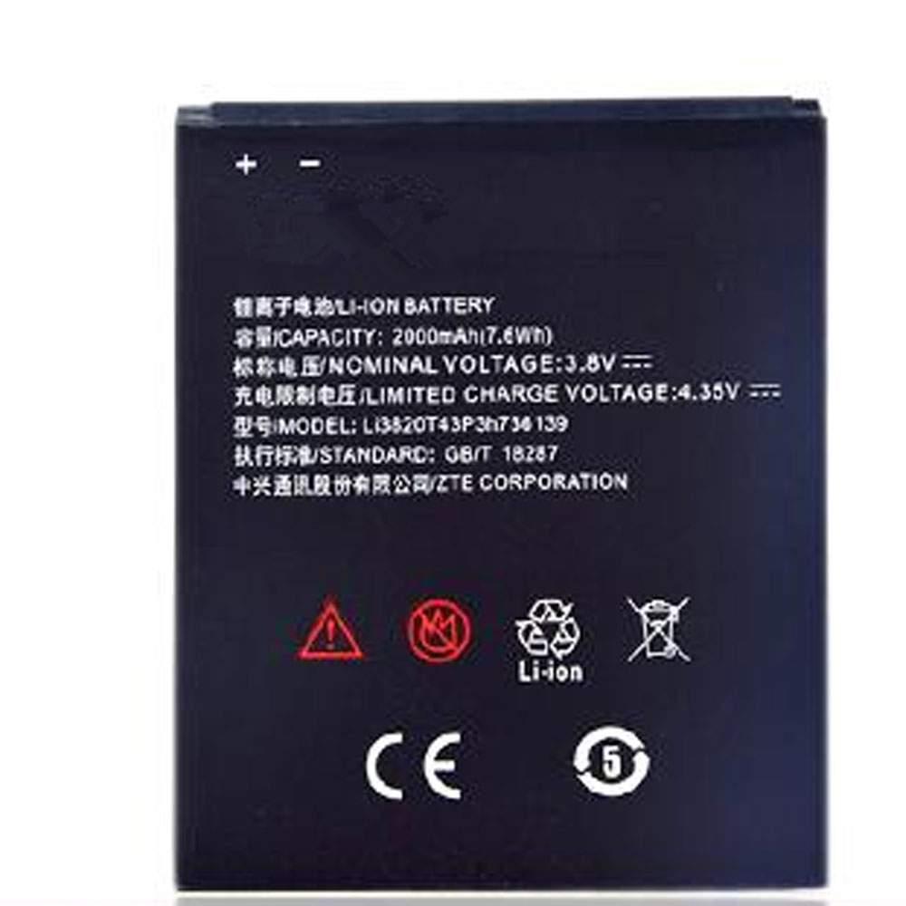 Li3820T43P3h736139 for ZTE Q302C phone