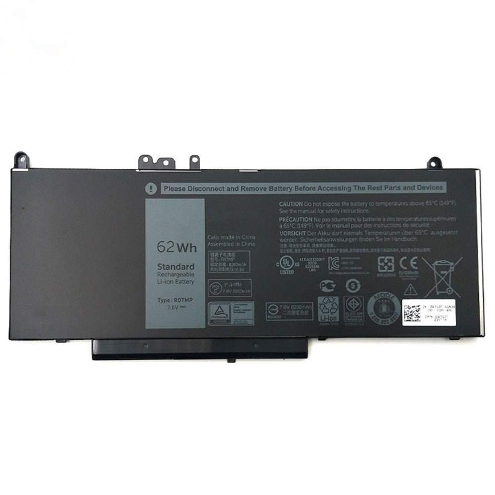 R0TMP for DELL Latitude M3510 3160 E5450 E5550 E5570
