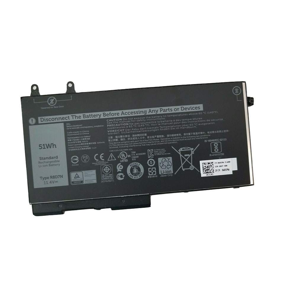 R8D7N for DELL Precision 3540 M3540 series
