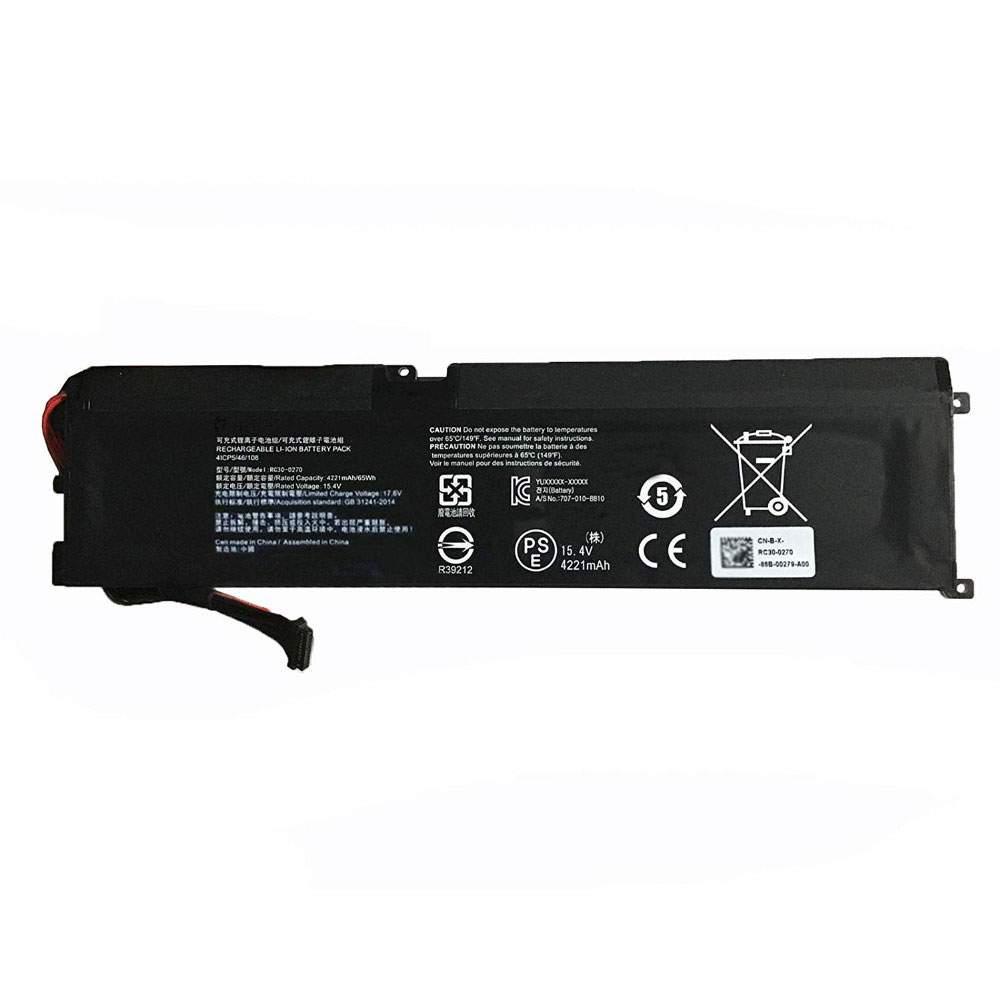 RC30-0270 for Razer Blade 15 Base 2018 RZ09-02705E75-R3U1