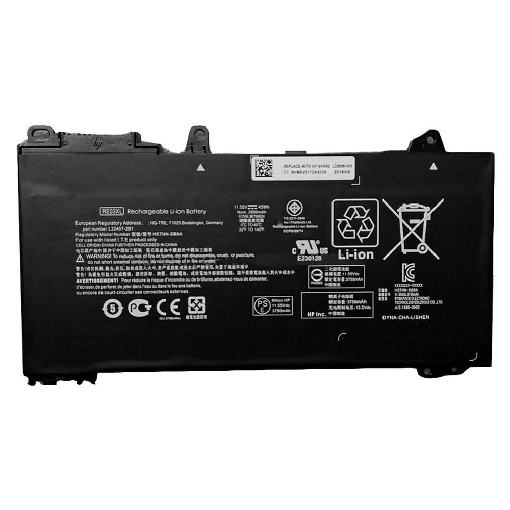 RE03XL for HP ProBook 445 450 440 430 - G6