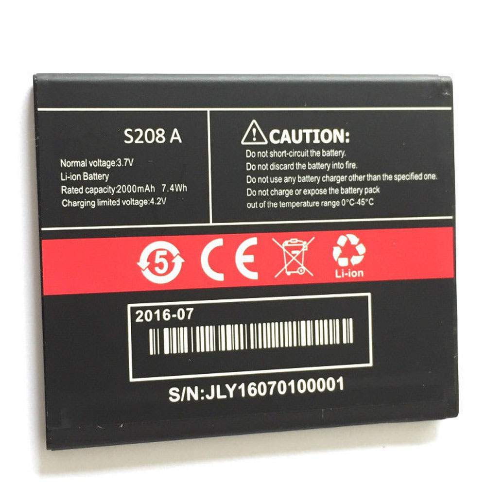S208A for CUBOT S208A S208 A