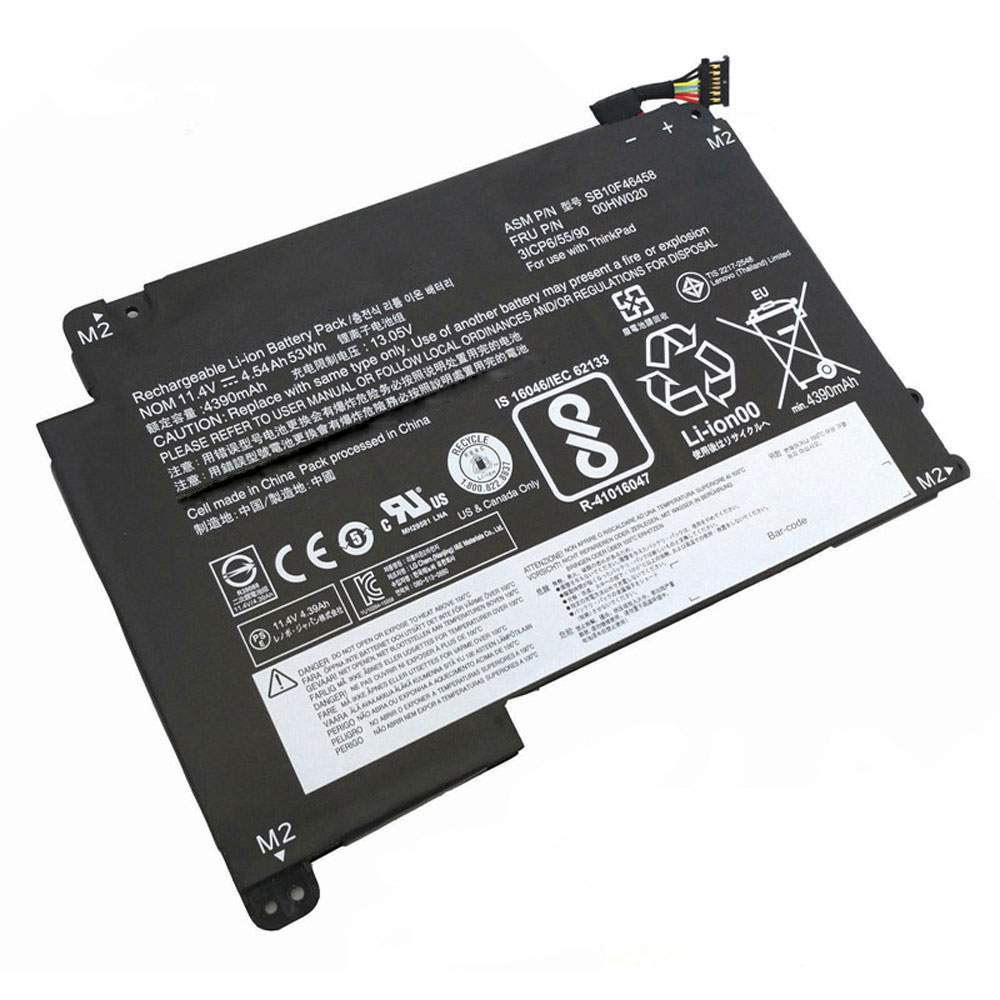 00HW020 for Lenovo ThinkPad P40 Yoga 460