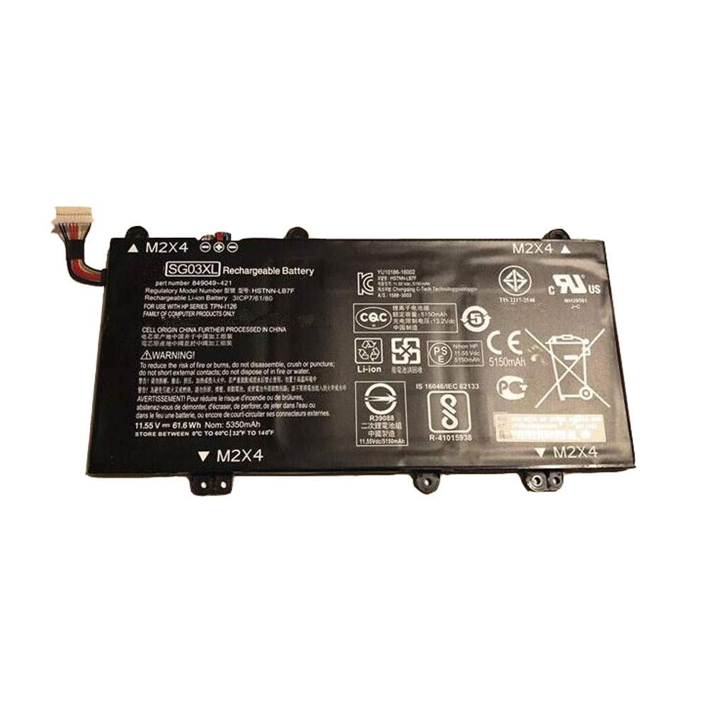 SG03XL for HP envy 17-u011nr