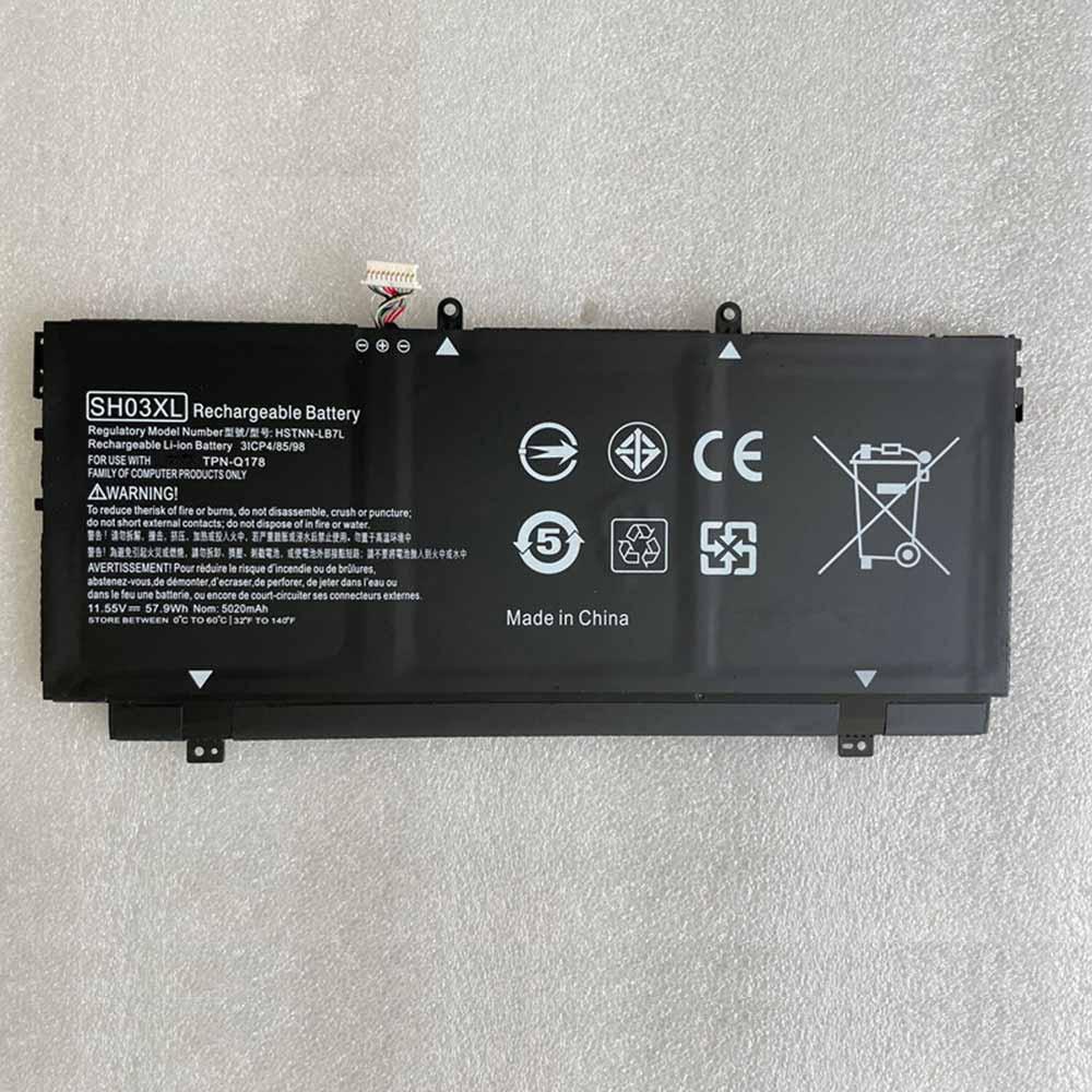 SH03XL for HP Spectre x360 Convertible PC 13 13-AC033DX SH03057XL