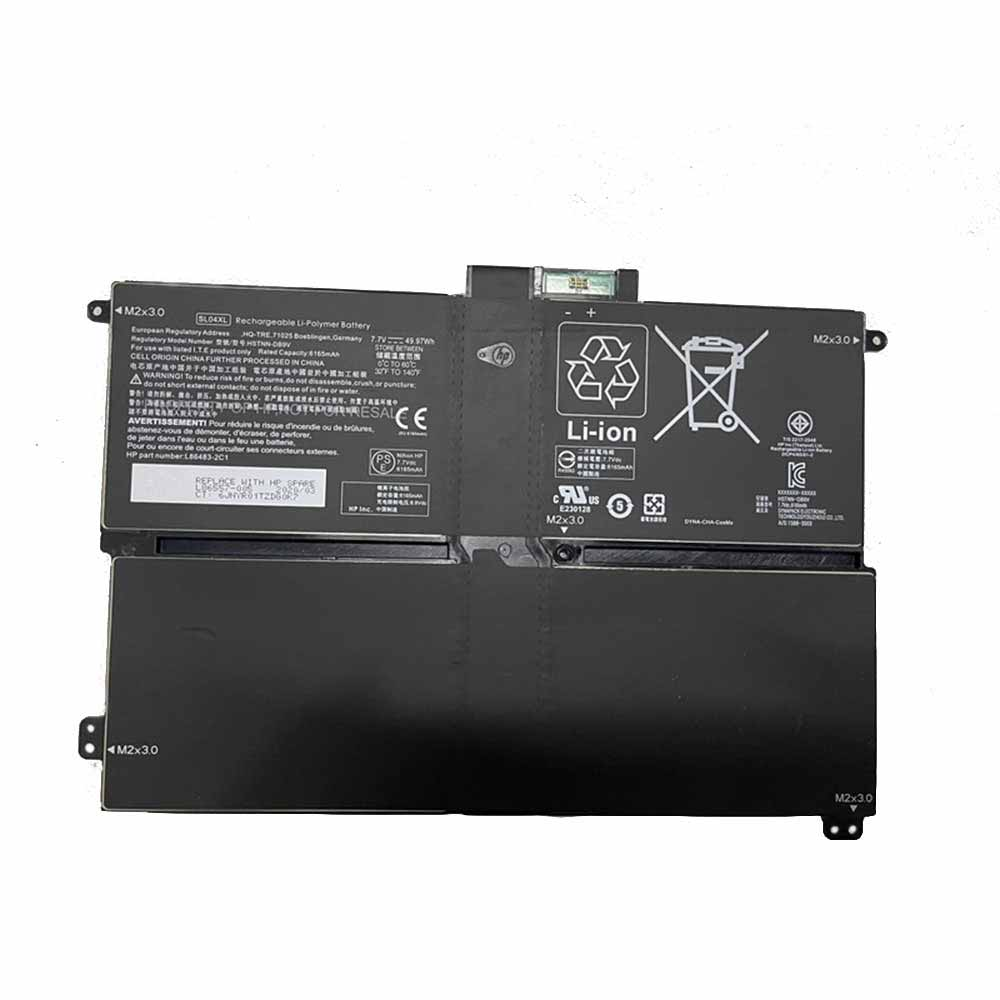 SL04XL for HP Envy Spectre 14-3000