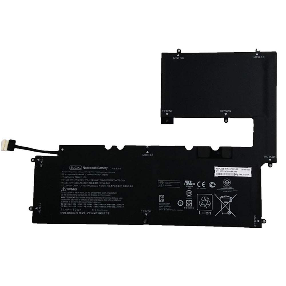 SM03XL for HP 76802-1C1 767069-005 15-C011DX 15-C Series