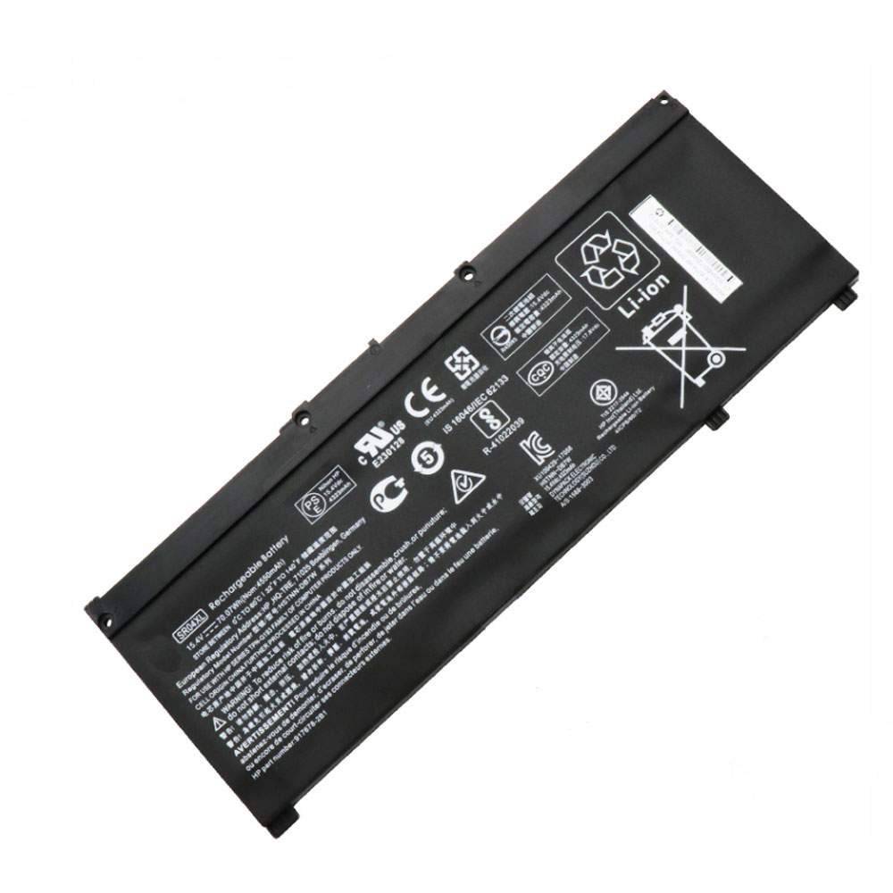 SR04XL for HP Omen 15-ce000 15-ce000ng