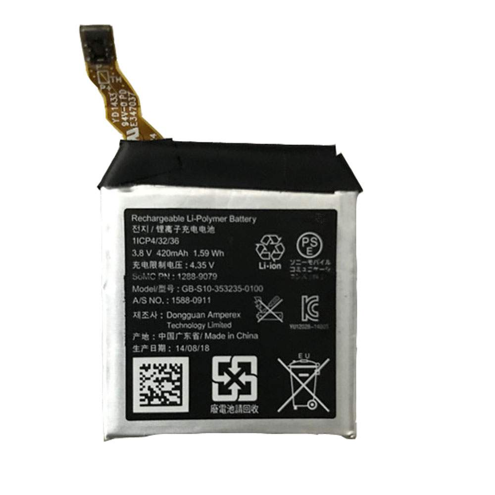 GB-S10-353235-0100 for Sony SmartWatch 3 SWR50