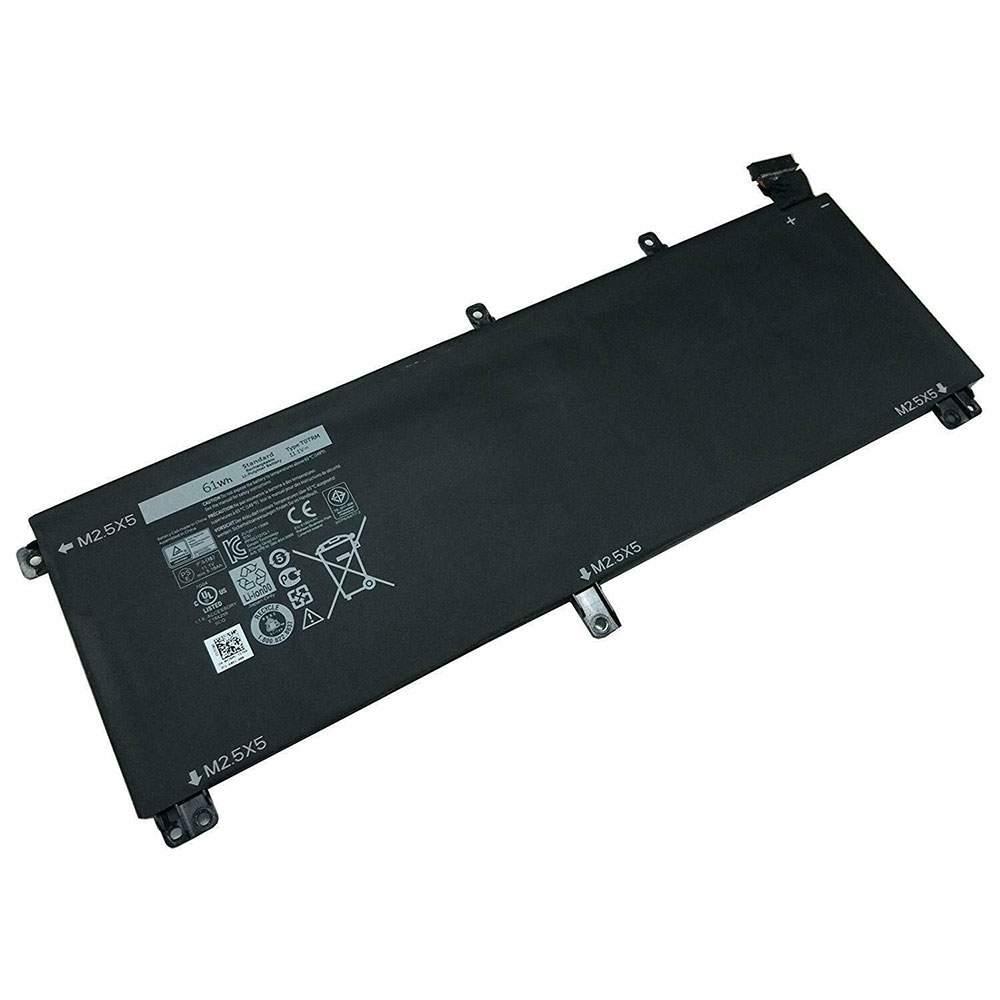 H76MV for DELL Precision M3800 & XPS 15 9530 61Wh 11.1V