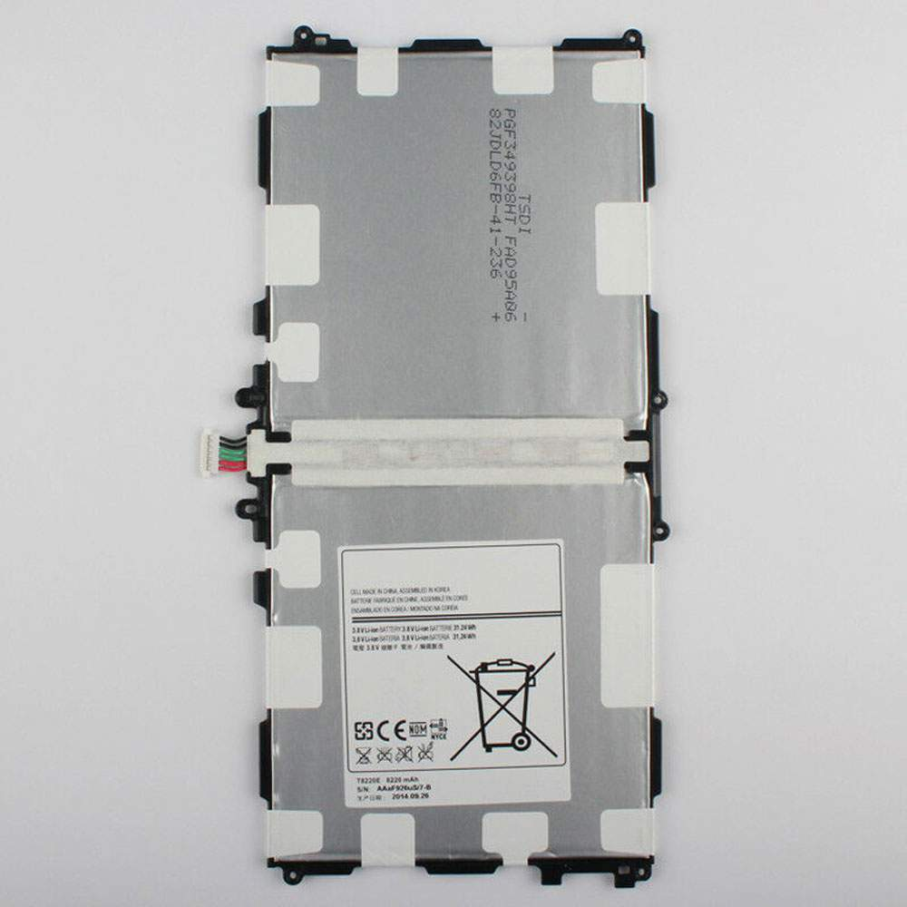 "T8220E for Samsung Galaxy Note 10.1"" 2014 Battery SM-P600"