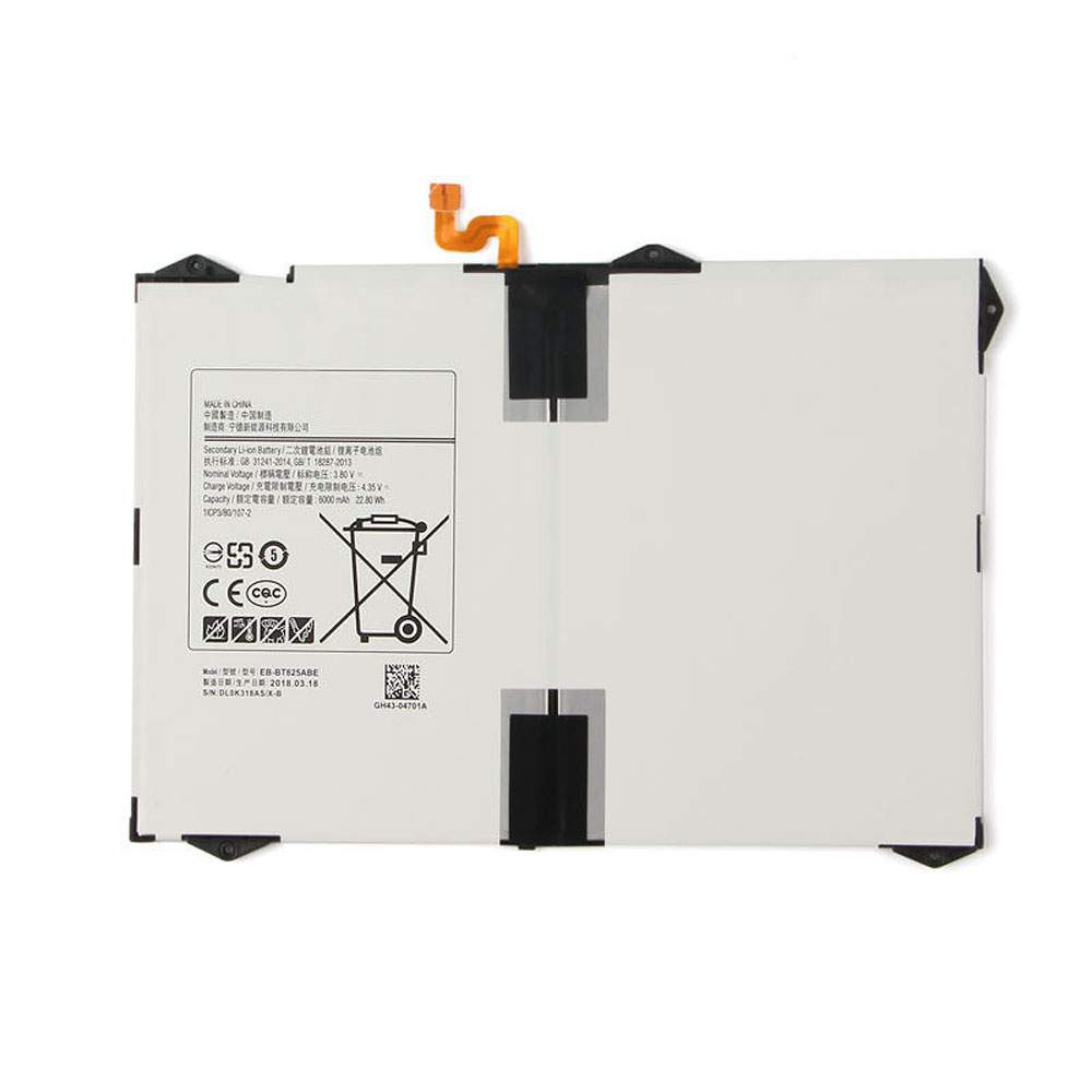EB-BT825ABE for Samsung Tab S3 9.7 inch SM-T825C