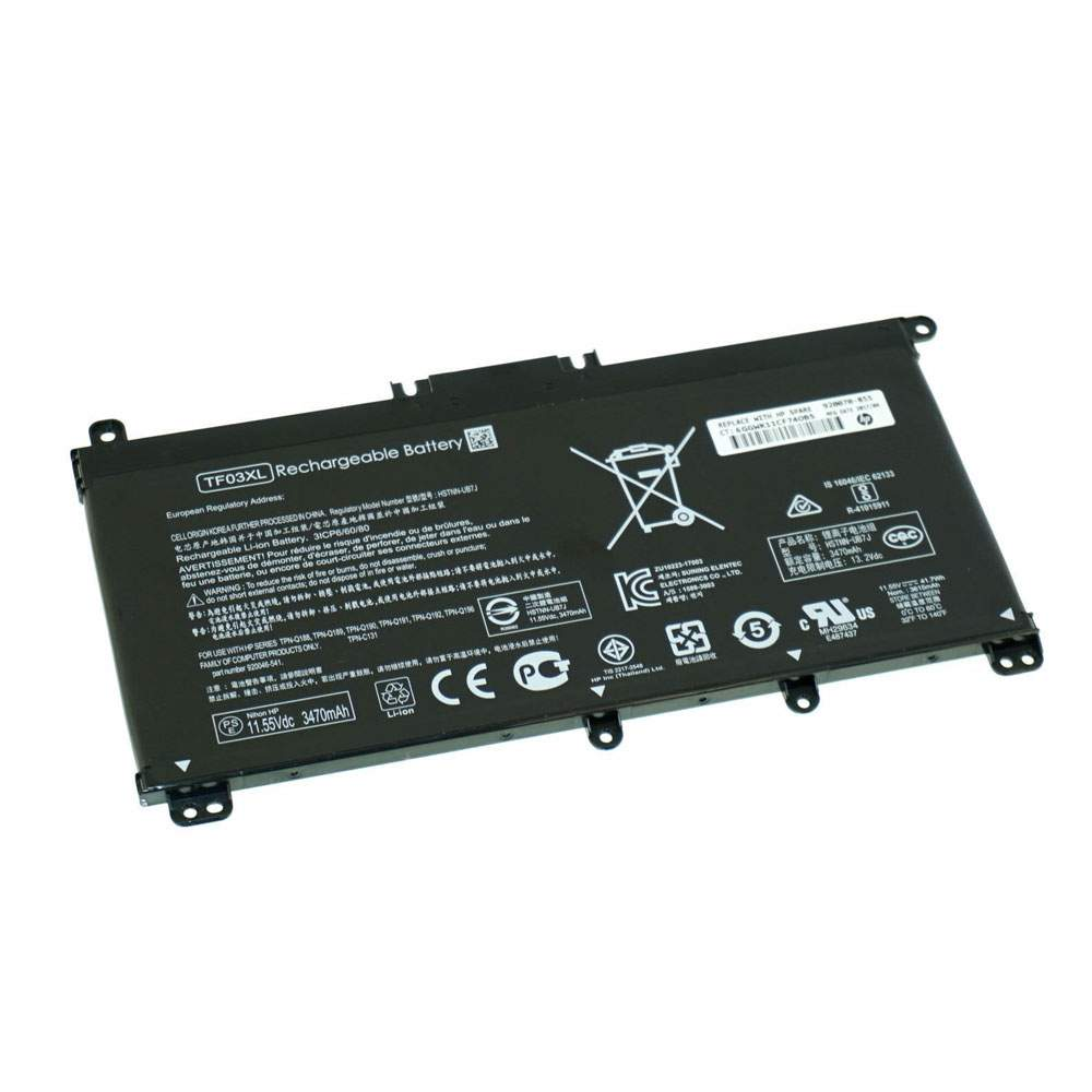 TF03XL for HP Pavilion 15-CD