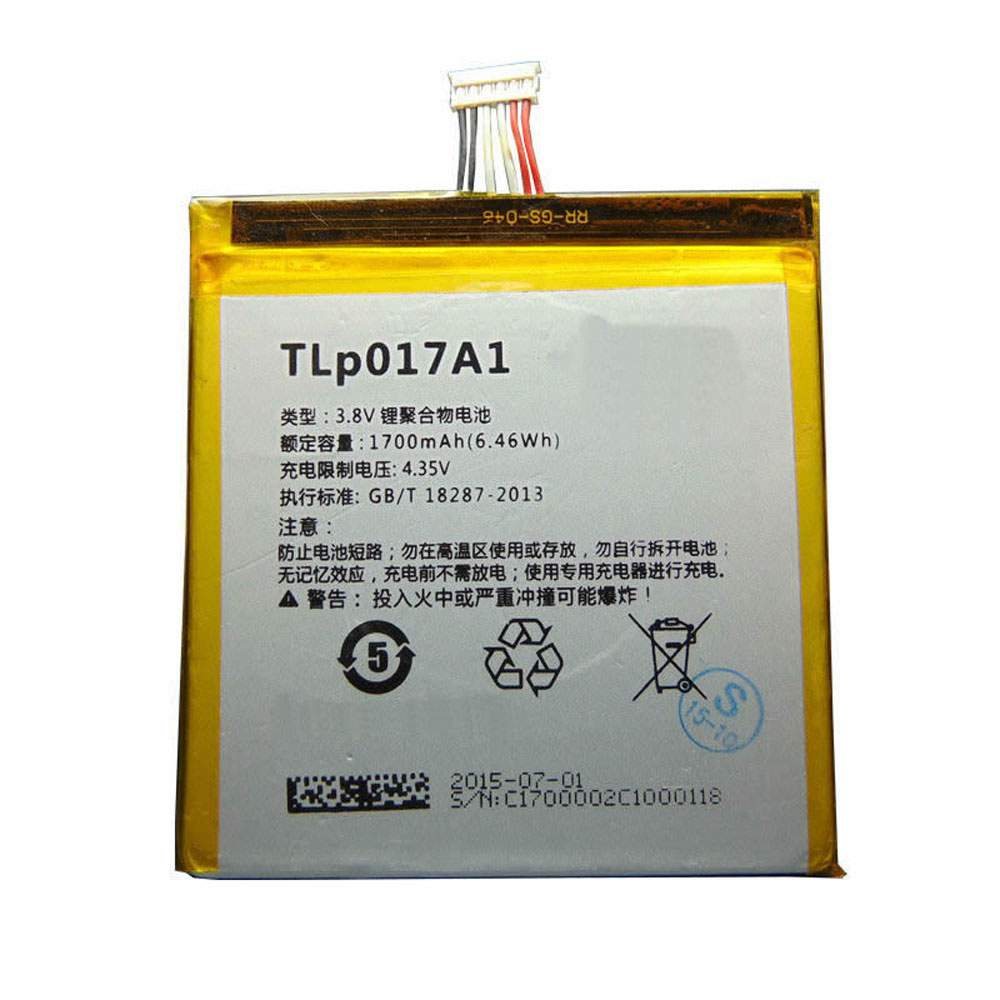 TLP017A1 for Alcatel One Touch Idol Mini OT6012 OT-6012A