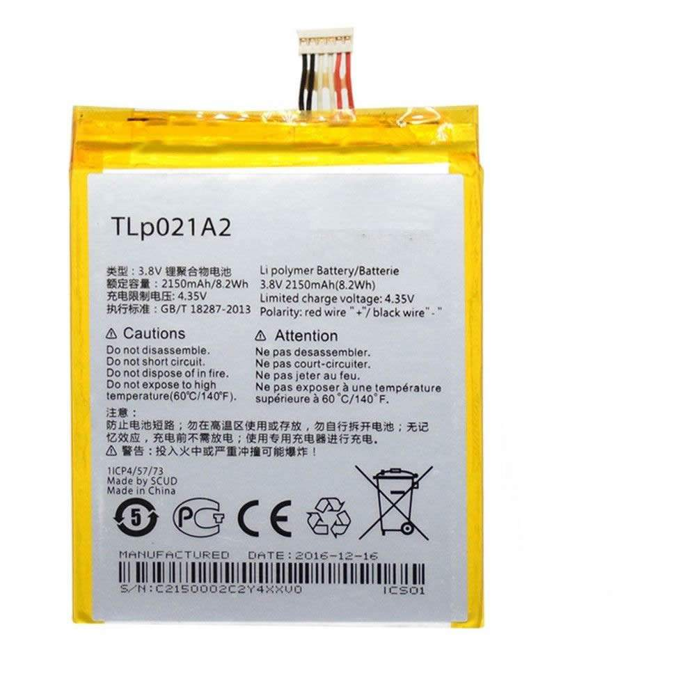 TLP021A2 for Alcatel One Touch Idol 2S OT-6050 OT-6050Y TCL S830U S838M