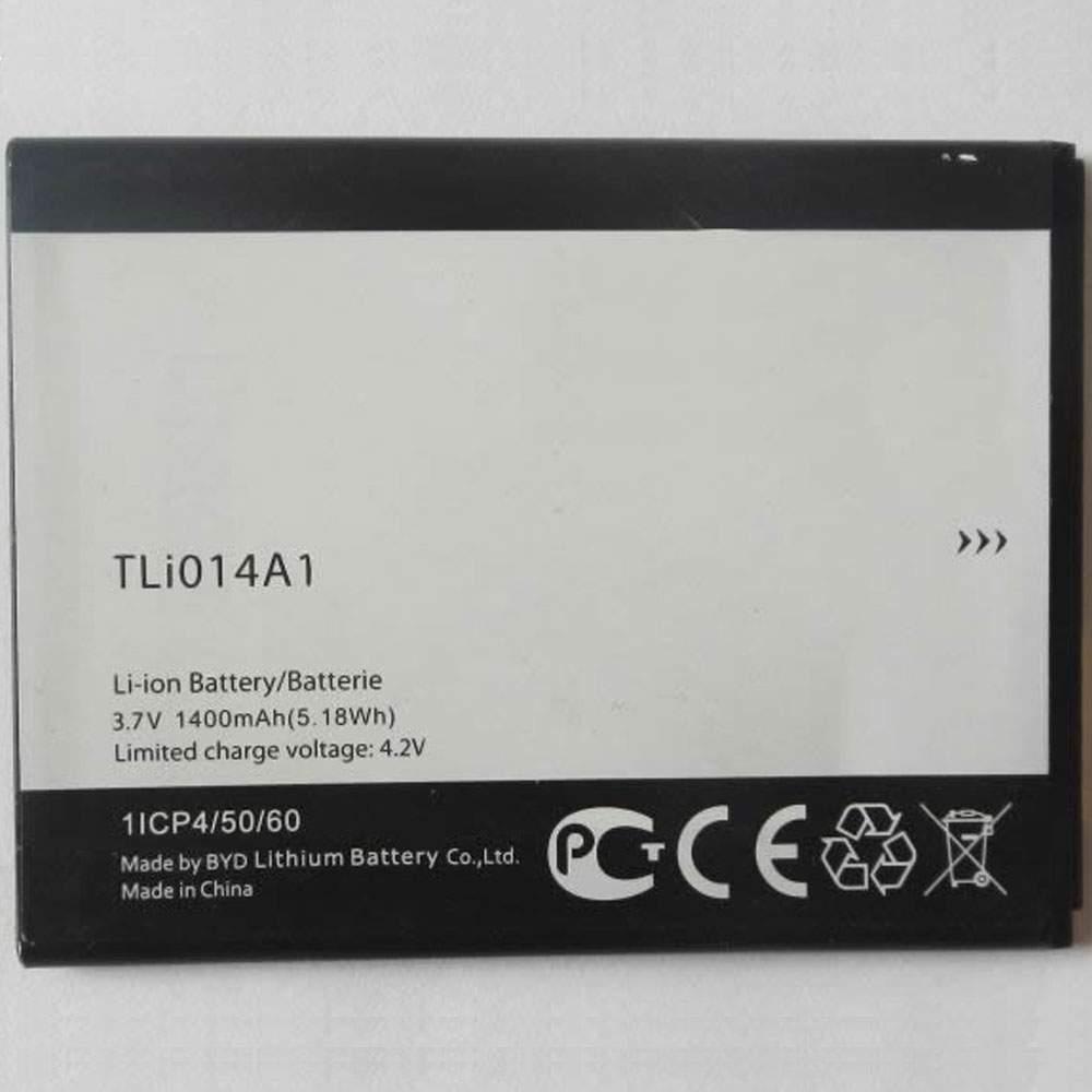 TLi014A1 for Alcatel One Touch OT4010/D OT 4030/D/A OT 5020