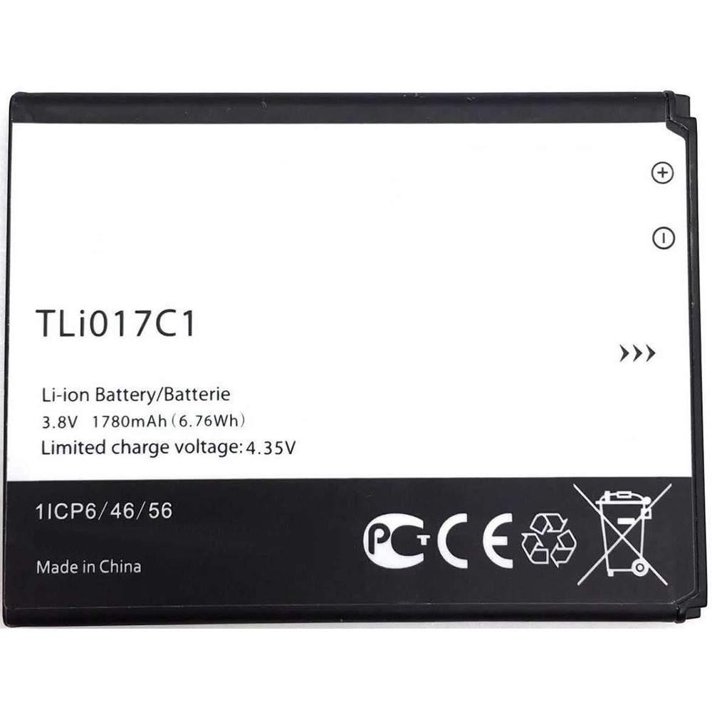 TLi017C1 for Alcatel One Touch OT-5027B DAWN OT-4060O STREAK OT-4060A IDEAL