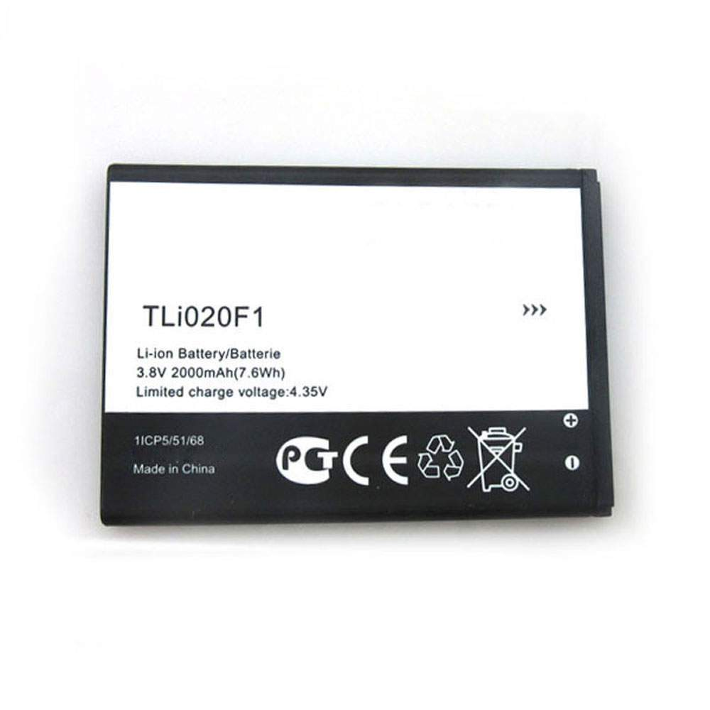 TLI020F1 for Alcatel One Touch Pop 2 5042d