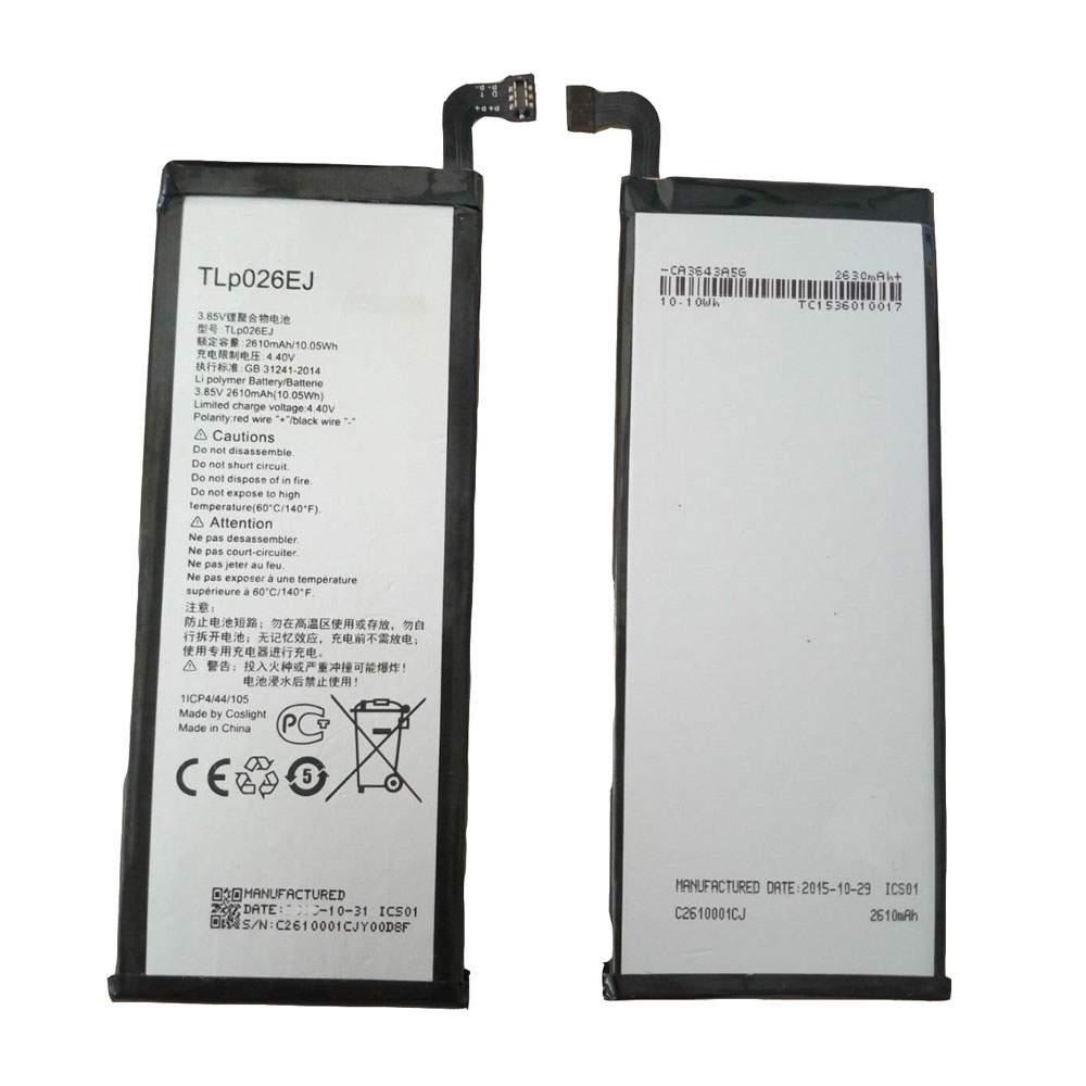TLp026EJ for Alcatel idol 4 OT6055 6055 6055K 6055B 6055H